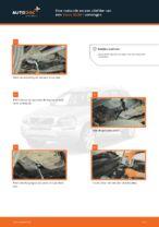 VOLVO - reparatie tutorial met illustraties