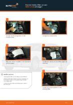 Hoe de interieurfilter van een BMW 3 E36 vervangen