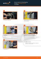 Hoe de veren van de ophanging van een Volkswagen Golf III vervangen