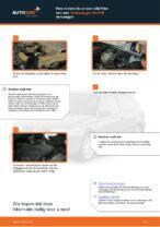 Hoe motorolie en een oliefilter van een Volkswagen Golf III vervangen