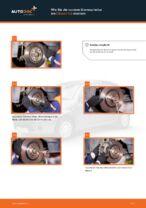 Wie Bremsscheibe CITROËN C3 auswechseln und einstellen: PDF-Anleitung