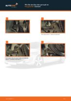 PEUGEOT-Werkstatthandbuch mit Abbildungen