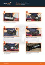 Hinweise des Automechanikers zum Wechseln von BMW BMW E60 525d 2.5 Stoßdämpfer