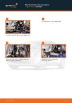 TOYOTA-Werkstatthandbuch mit Abbildungen