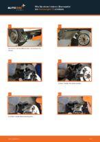 Wie Sie einen hinteren Bremssattel am Volkswagen T5 ersetzen