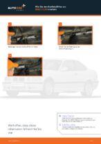 Wie Sie den Kraftstofffilter am BMW 3 E36 ersetzen