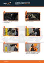 Wie Sie die vordere Aufhängung der Stoßdämpfer am BMW 3 E36 ersetzen