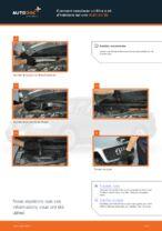Comment remplacer un filtre à air d'habitacle sur une AUDI A4 В5