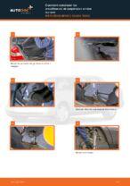 Manuel d'atelier Mercedes CL203 pdf