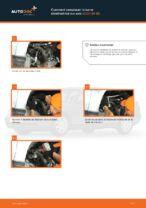 Comment remplacer la barre stabilisatrice sur une AUDI A4 В5
