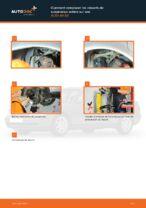 Comment remplacer les ressorts de suspension arrière sur une AUDI A4 В5