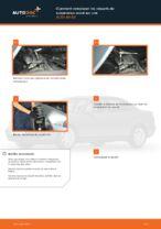 Comment remplacer les ressorts de suspension avant sur une AUDI A4 В5