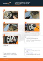 Notre guide PDF gratuit vous aidera à résoudre vos problèmes de OPEL Opel Zafira f75 1.8 16V (F75) Rotule De Direction