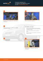 Montage Amortisseur VW LUPO (6X1, 6E1) - tutoriel pas à pas