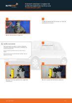 Manuel en ligne pour changer vous-même de Palier de barre stabilisatrice sur VW LUPO (6X1, 6E1)