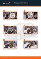 Comment changer et régler Jeu de roulements de roue arrière et avant : guide pdf gratuit