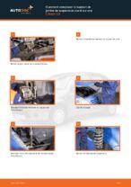 Comment changer Coupelle de suspension arrière et avant CITROËN C3 I (FC_) - manuel en ligne