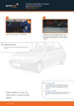 Remplacement Essuie-Glaces NISSAN MICRA : pdf gratuit
