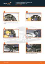 Changer Ressort hélicoïdal arrière et avant PEUGEOT à domicile - manuel pdf en ligne