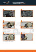 Montage Kit de roulement de roue OPEL ASTRA H (L48) - tutoriel pas à pas