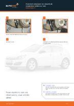 Comment remplacer les ressorts de suspension arrière sur une Opel Astra H