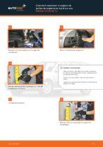Comment remplacer le support de jambe de suspension avant sur une SKODA OCTAVIA 1U