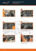 Changer Kit de roulement de roue arrière et avant HONDA à domicile - manuel pdf en ligne