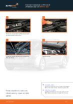 Comment remplacer un filtre à air d'habitacle sur une BMW 5 E60