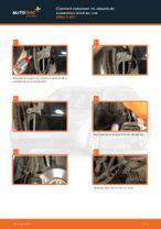 Comment remplacer les ressorts de suspension avant sur une BMW 5 E60