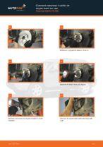 Quand changer Kit de roulement de roue HYUNDAI SANTA FÉ II (CM) : manuel pdf