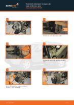 Remplacement Jeu de roulements de roue HYUNDAI SANTA FE : instructions pdf