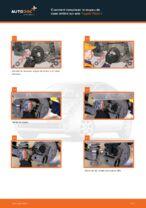 Changement Tambours De Frein avant et arrière TOYOTA PRIUS Hatchback (NHW20_) : guide pdf