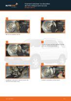 Changement Silent Bloc de Barre Stabilisatrice HONDA CR-V II (RD_) : guide pdf