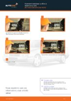Notre guide PDF gratuit vous aidera à résoudre vos problèmes de MERCEDES-BENZ Mercedes W210 E 220 CDI 2.2 (210.006) Filtre à Air