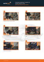 Changer Kit de roulement de roue arrière et avant MERCEDES-BENZ à domicile - manuel pdf en ligne