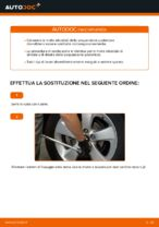 Come sostituire le molle della sospensione posteriore su Toyota Auris E15