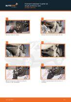 Remplacement Jeu de roulements de roue HONDA CR-V : pdf gratuit