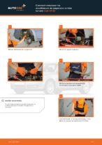 Comment remplacer les amortisseurs de suspension arrière sur une Audi A4 В7