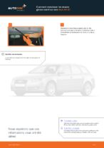 Comment remplacer les essuie-glaces avant sur une Audi A4 В7