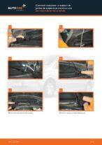 Instructions gratuites en ligne sur comment rénover Butée d'amortisseur MERCEDES-BENZ VIANO (W639)