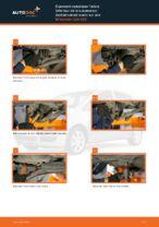 PDF manuel de remplacement: Triangle de suspension MITSUBISHI arrière et avant