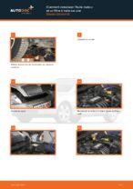 Instructions gratuites en ligne sur comment rénover Filtre à Huile SKODA OCTAVIA Combi (1Z5)