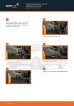 Comment remplacer la barre stabilisatrice sur une Skoda Octavia 1Z