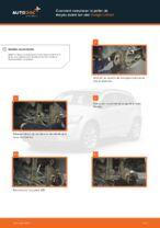 Remplacement Jeu de roulements de roue DODGE CALIBER : pdf gratuit