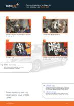 Notre guide PDF gratuit vous aidera à résoudre vos problèmes de MAZDA Mazda 3 bk 1.6 DI Turbo Rotule De Direction