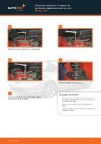 Tutoriel PDF étape par étape sur le changement de Kit de Réparation Étrier de Frein sur MAZDA 3 (BK)