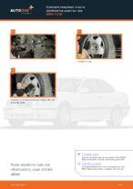 Comment remplacer la barre stabilisatrice avant sur une BMW 3 E36