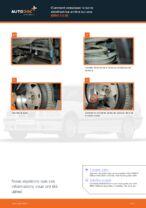 Comment remplacer la barre stabilisatrice arrière sur une BMW 3 E36
