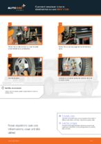 Comment remplacer la barre stabilisatrice sur une BMW 3 E36