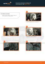 Comment remplacer le disque de frein avant sur une BMW 3 E36